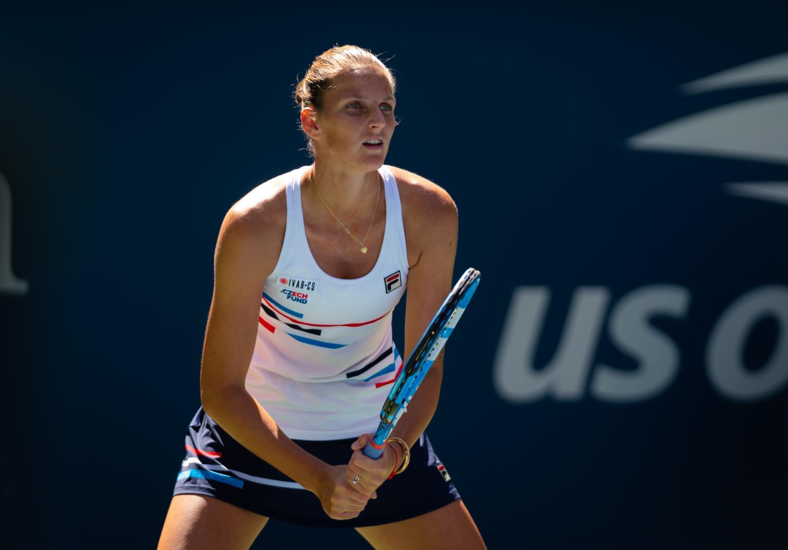 Karolina Pliskova avança no US Open