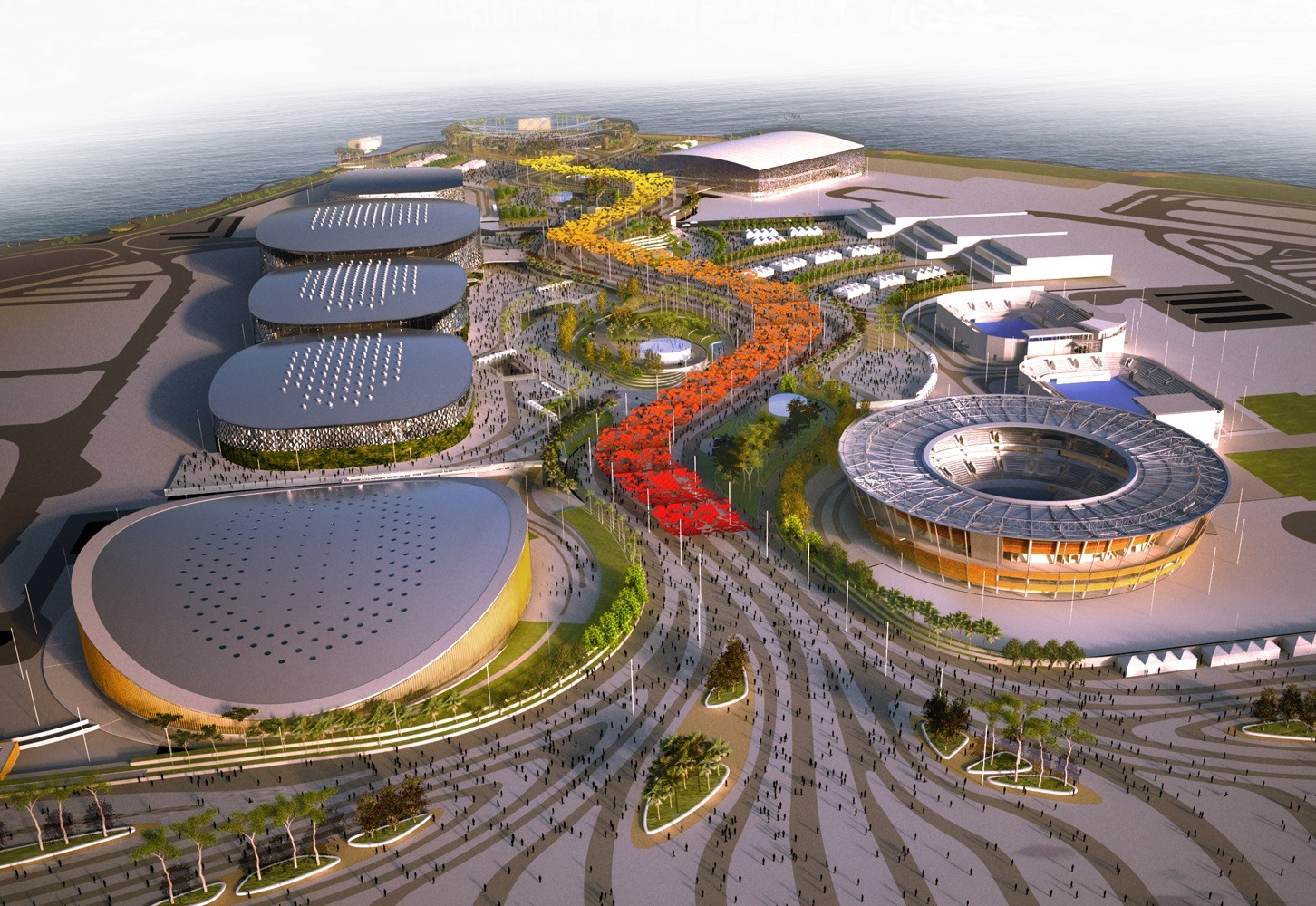 COI cita 'benefícios criados' pela Rio 2016 três anos após o evento