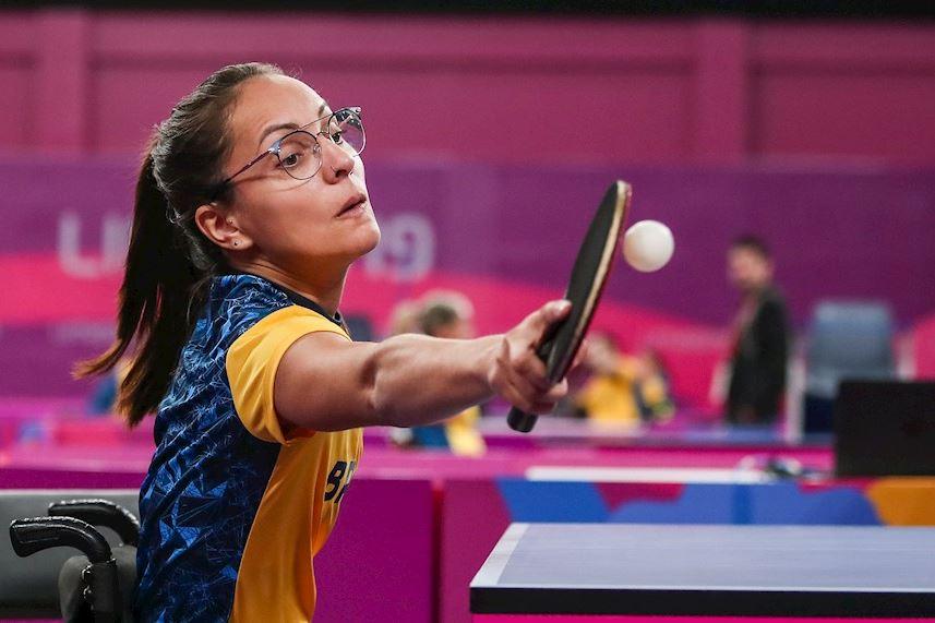 Rúgbi, tênis de mesa e vôlei sentado fazem os primeiros treinos em Lima
