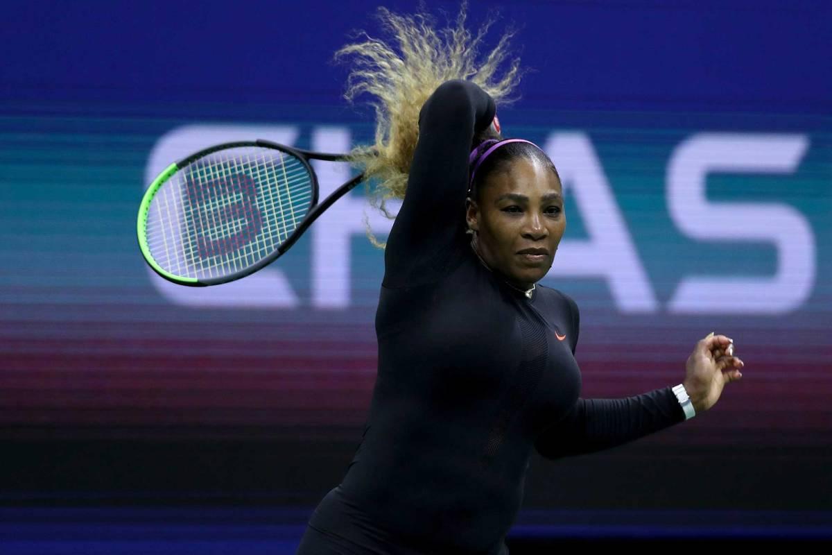 US Open: Serena Williams atropela Maria Sharapova em 58 minutos