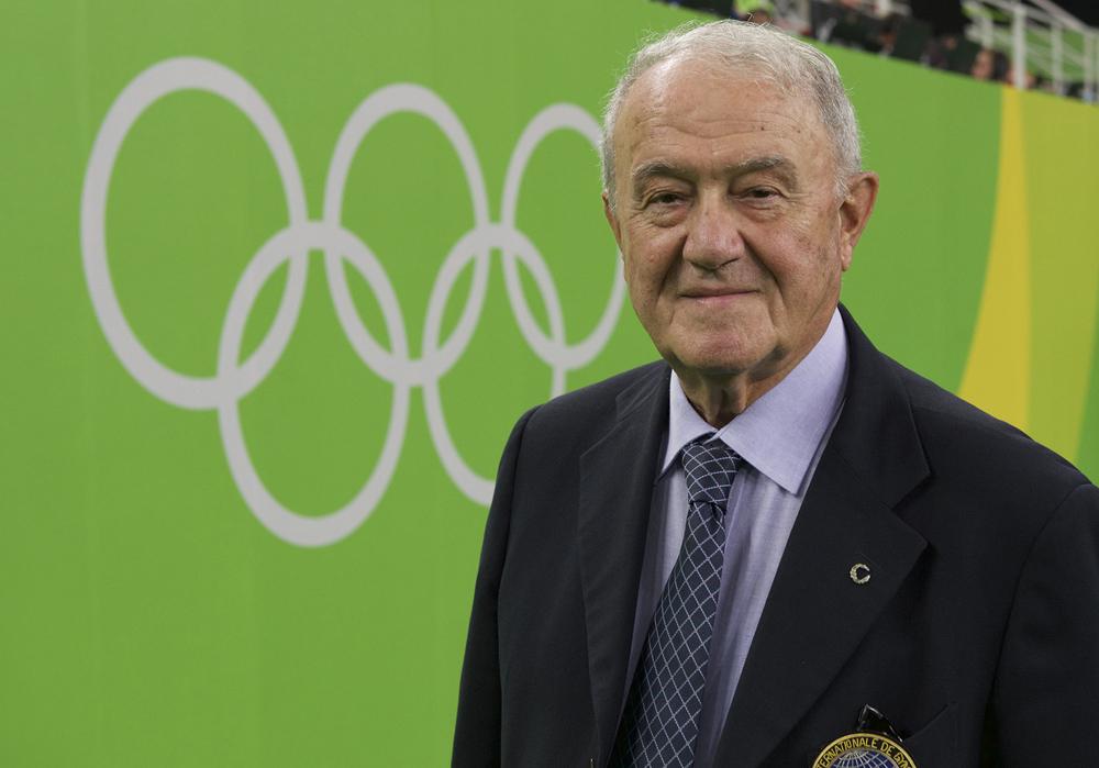 Ex-presidente da FIG, Bruno Grandi morre aos 85 anos