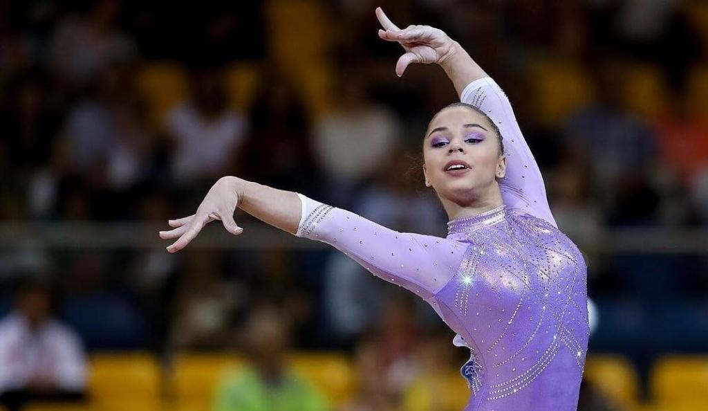 Brasil define equipe para o Mundial de ginástica artística