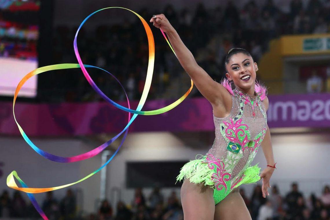 Bárbara Domingos erra e Brasil fica longe de final no Mundial de Baku
