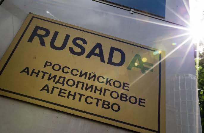 Rusada pode ser suspensa novamente por manipulação de dados
