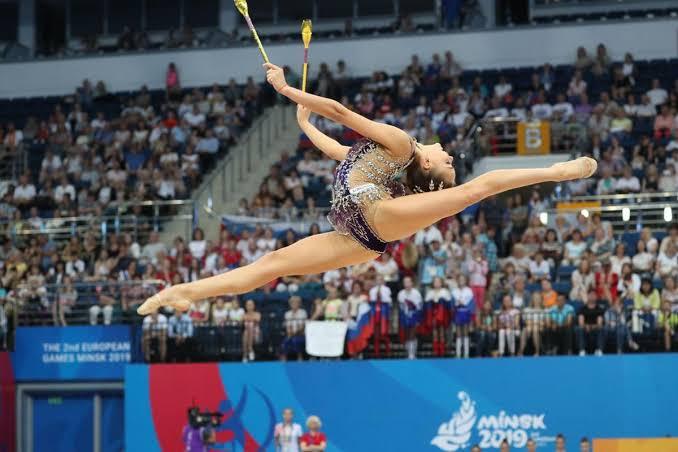 AO VIVO: Mundial de ginástica rítmica Baku 2019