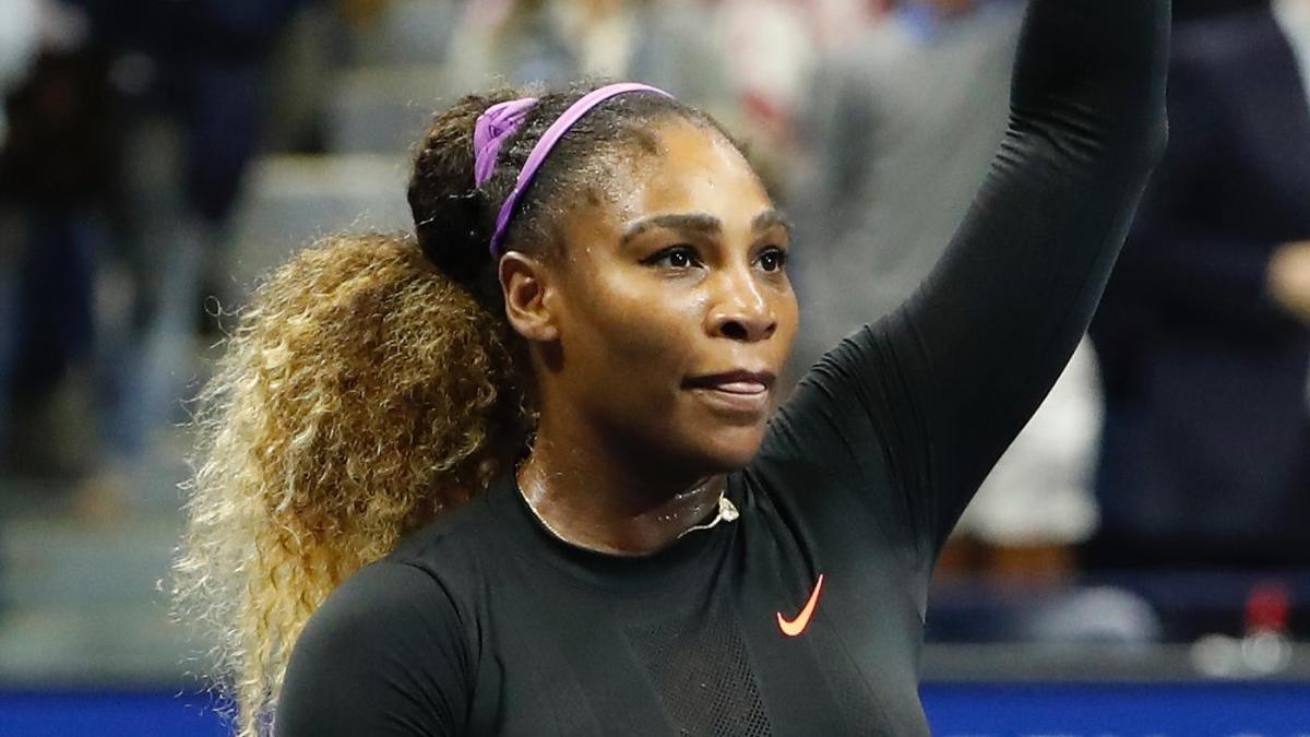 Serena Williams sente pressão, perde e adia sonho de recorde