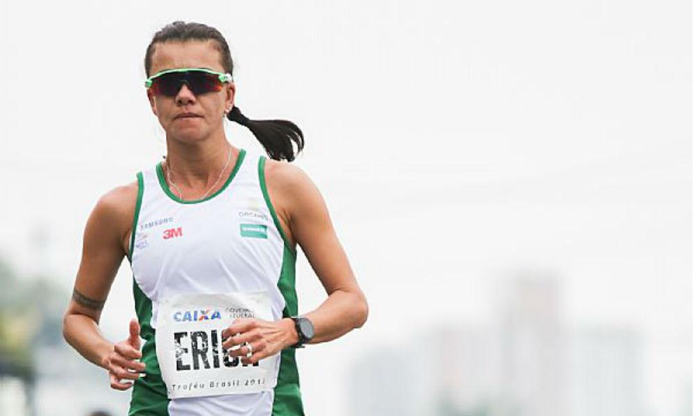 Érica de Sena fica em quarto em etapa do Circuito Mundial de marcha atlética