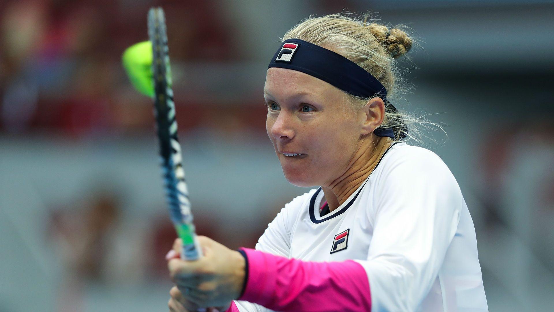 Bertens e Sabalenka decidem o WTA Elite Trophy