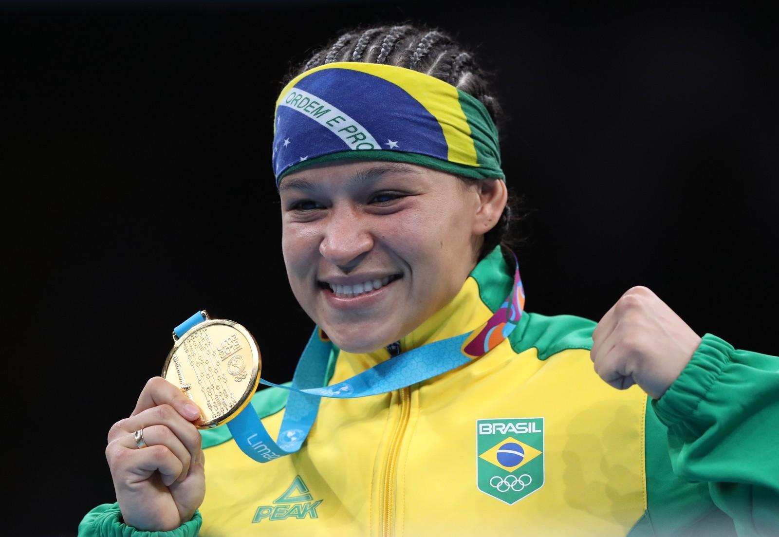 Campeã Mundial de boxe, Bia Ferreira descarta ida para o MMA
