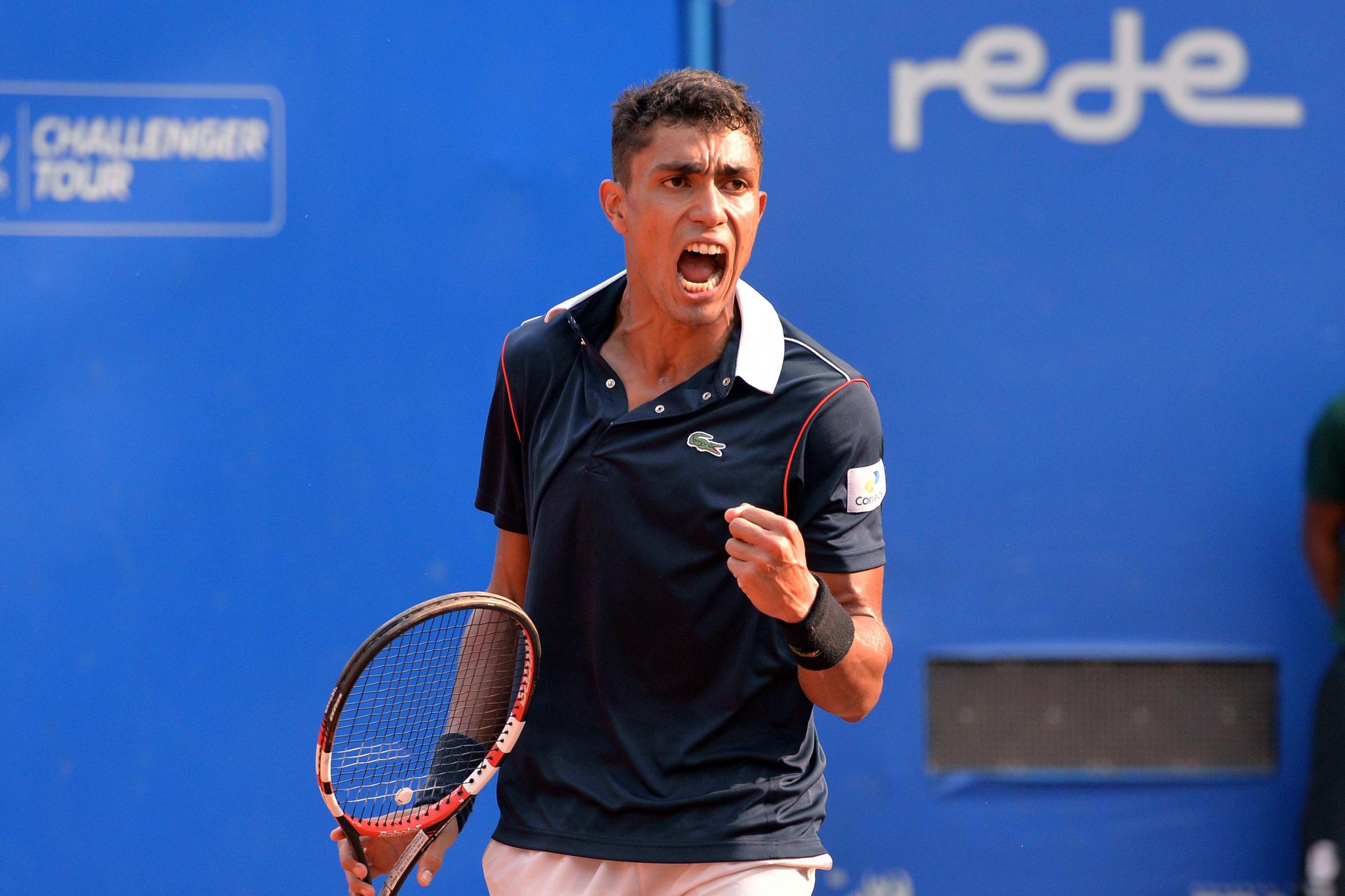 Thiago Monteiro se firma no top 100 da ATP