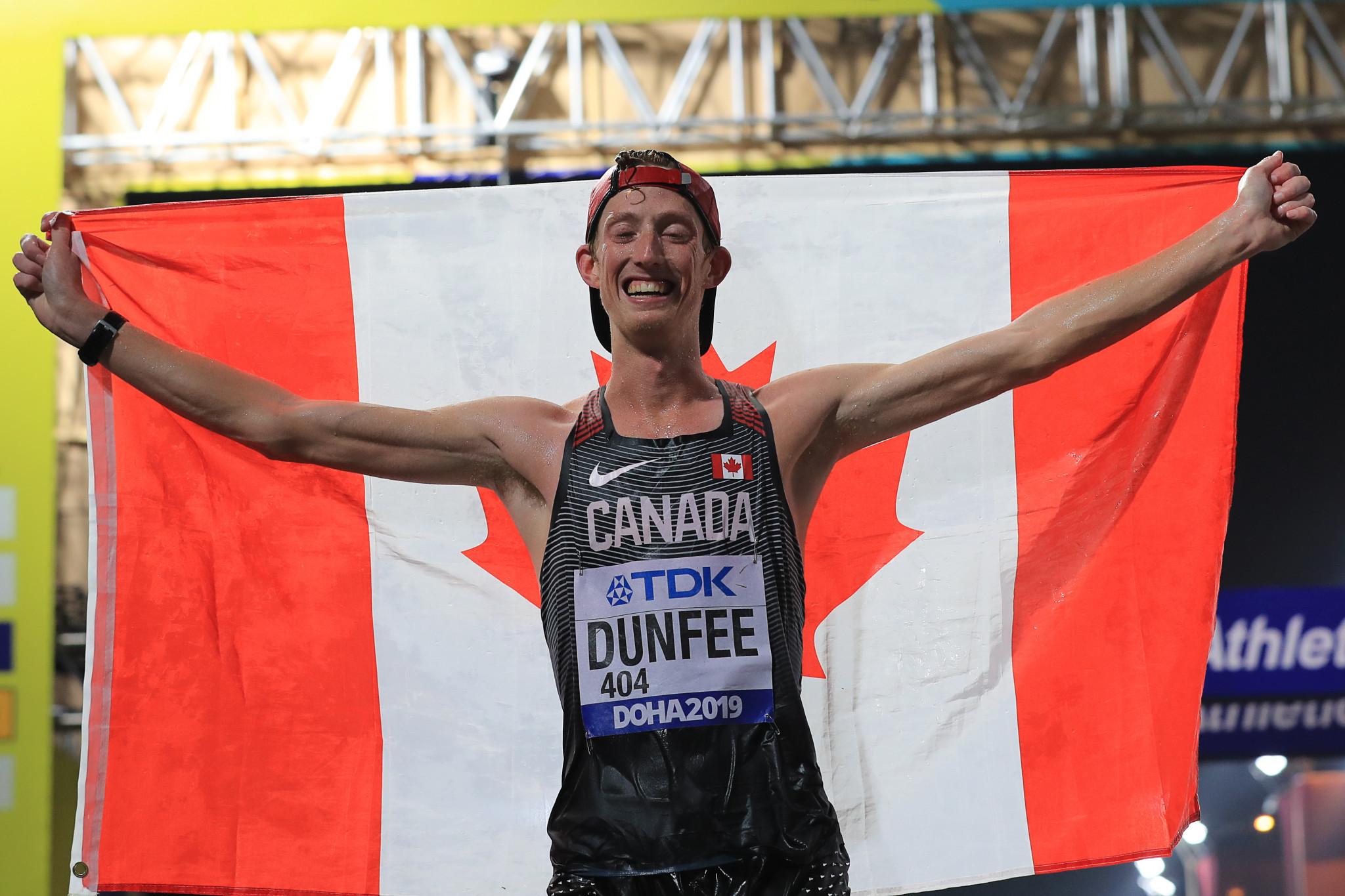 Bronze em Doha, Evan Dunfee diz que decisão do COI pode lhe custar uma medalha