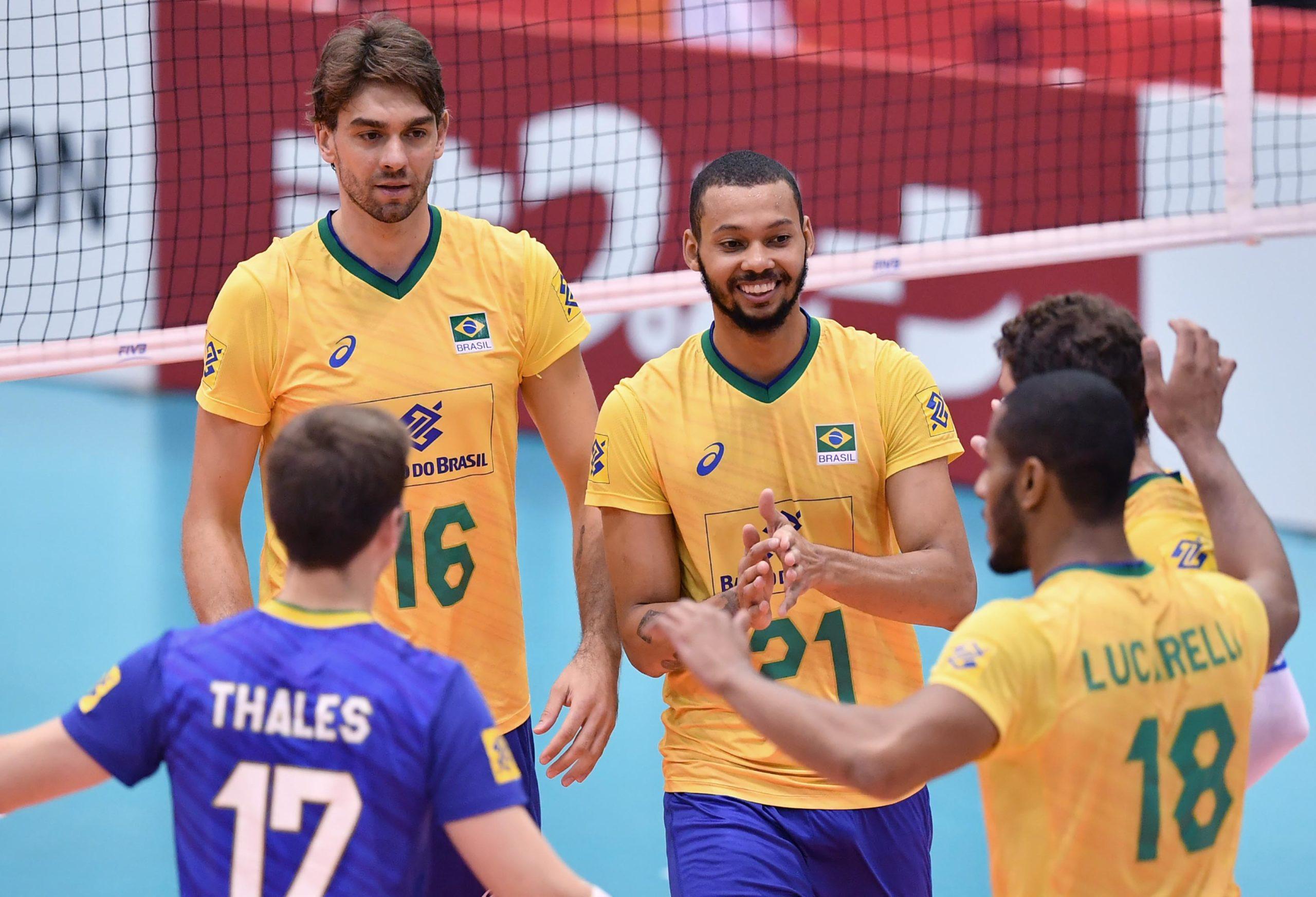 Brasil derrota Egito e mantém invencibilidade na Copa do Mundo