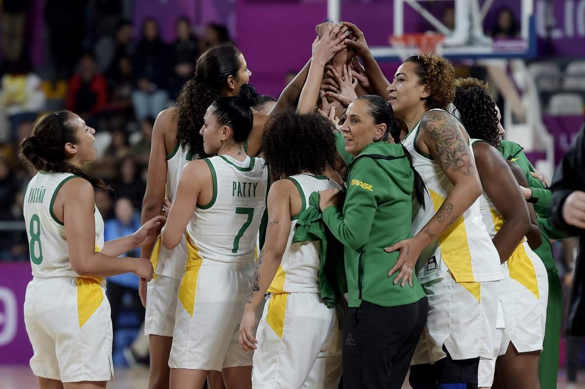 Seleção feminina de basquete conhece adversárias do pré-olímpico das Américas