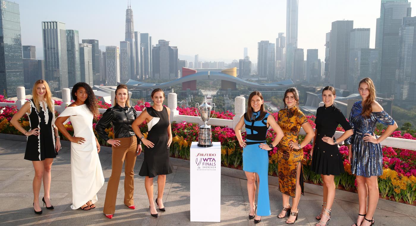 Resultados: WTA Finals