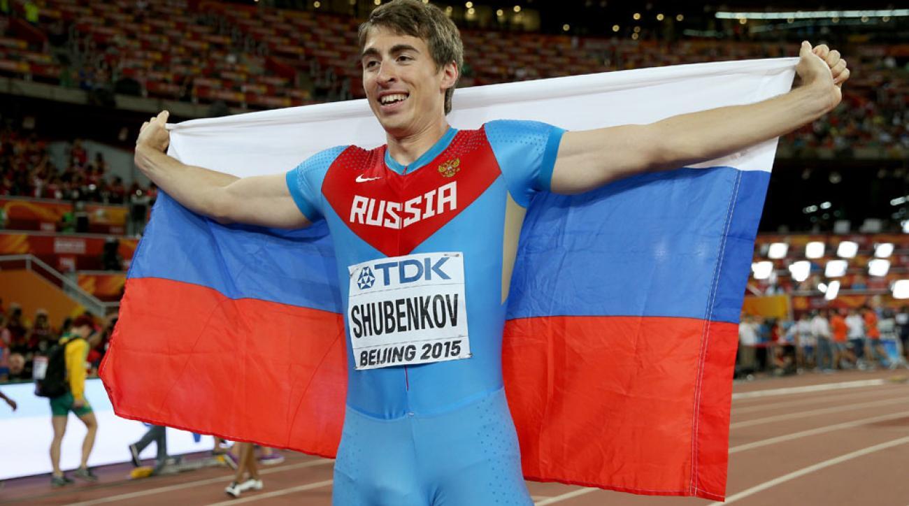 Campeão mundial russo critica isenção de uso terapêutico
