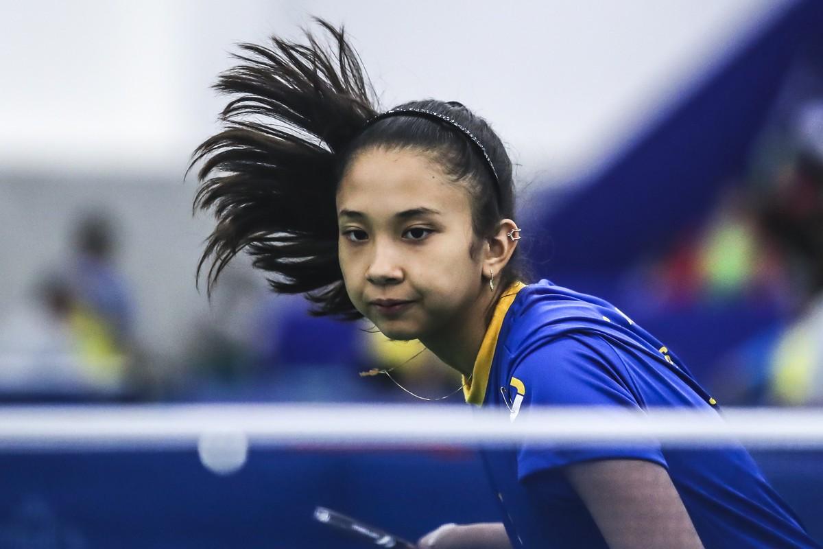 Giulia Takahashi e Joon Shim buscam medalhas no Desafio Mundial de cadetes