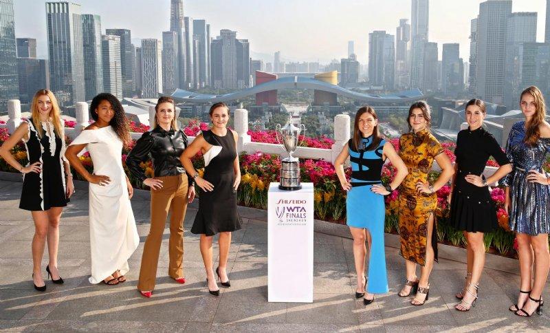 WTA Finals: conheça as chaves da competição