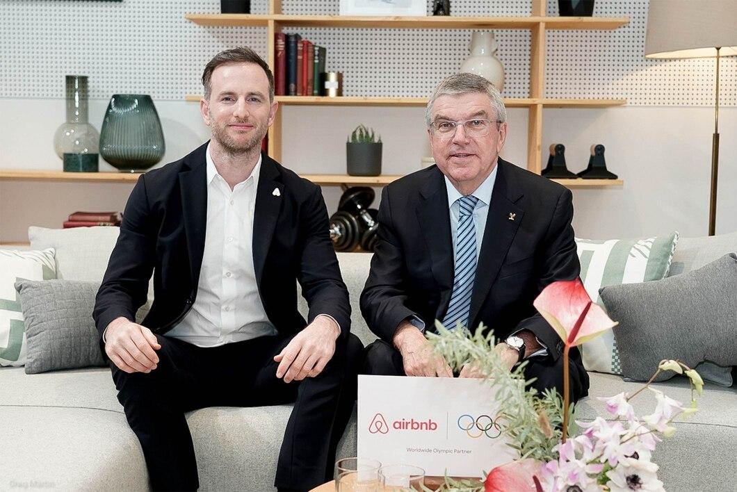 Airbnb e COI firmam parceria até as Olimpíadas de 2028