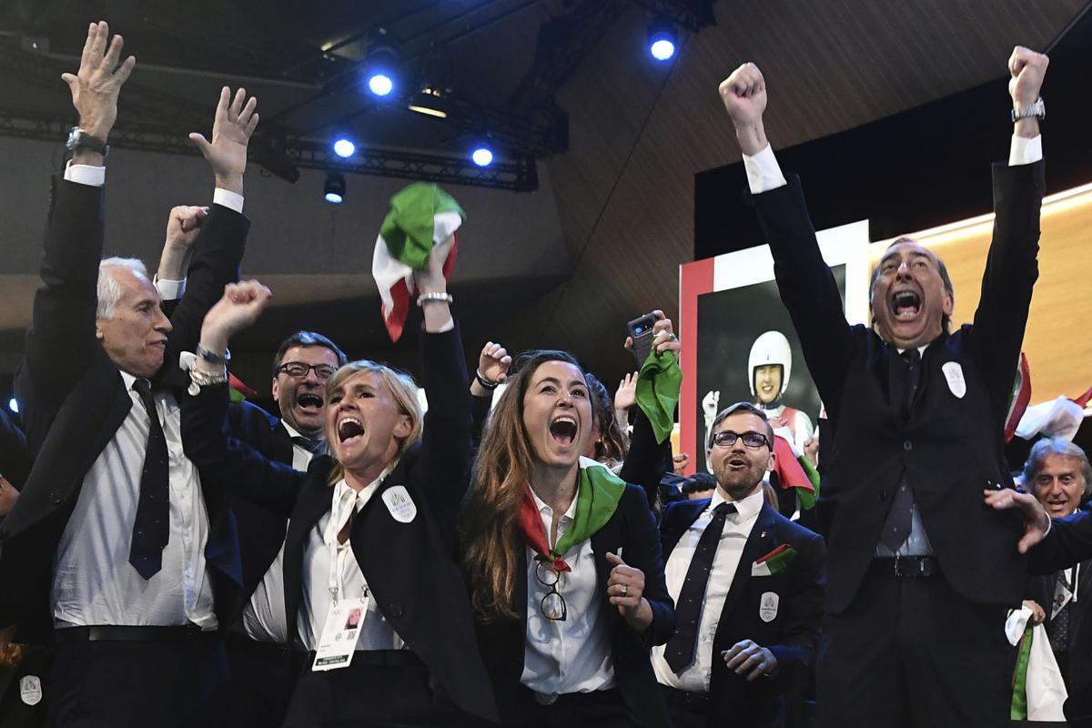 Milão-Cortina 2026 escolhe Vicenzo Novari como CEO
