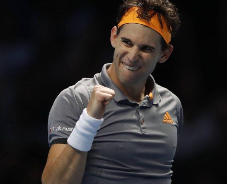 Thiem comemora vitória sobre Federer e já projeta duelo com Djokovic