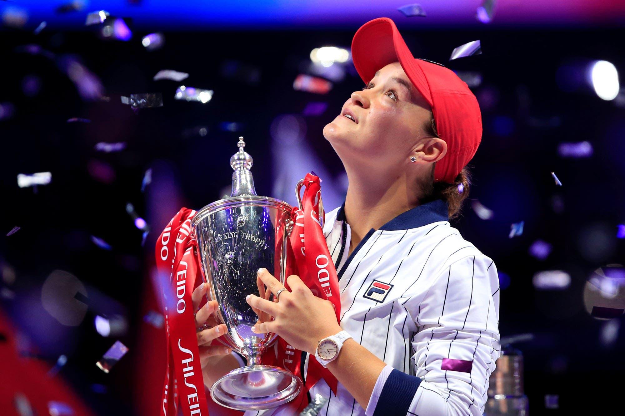 WTA Finals: Barty põe fim à sequência de Svitolina e fatura a maior premiação do tênis