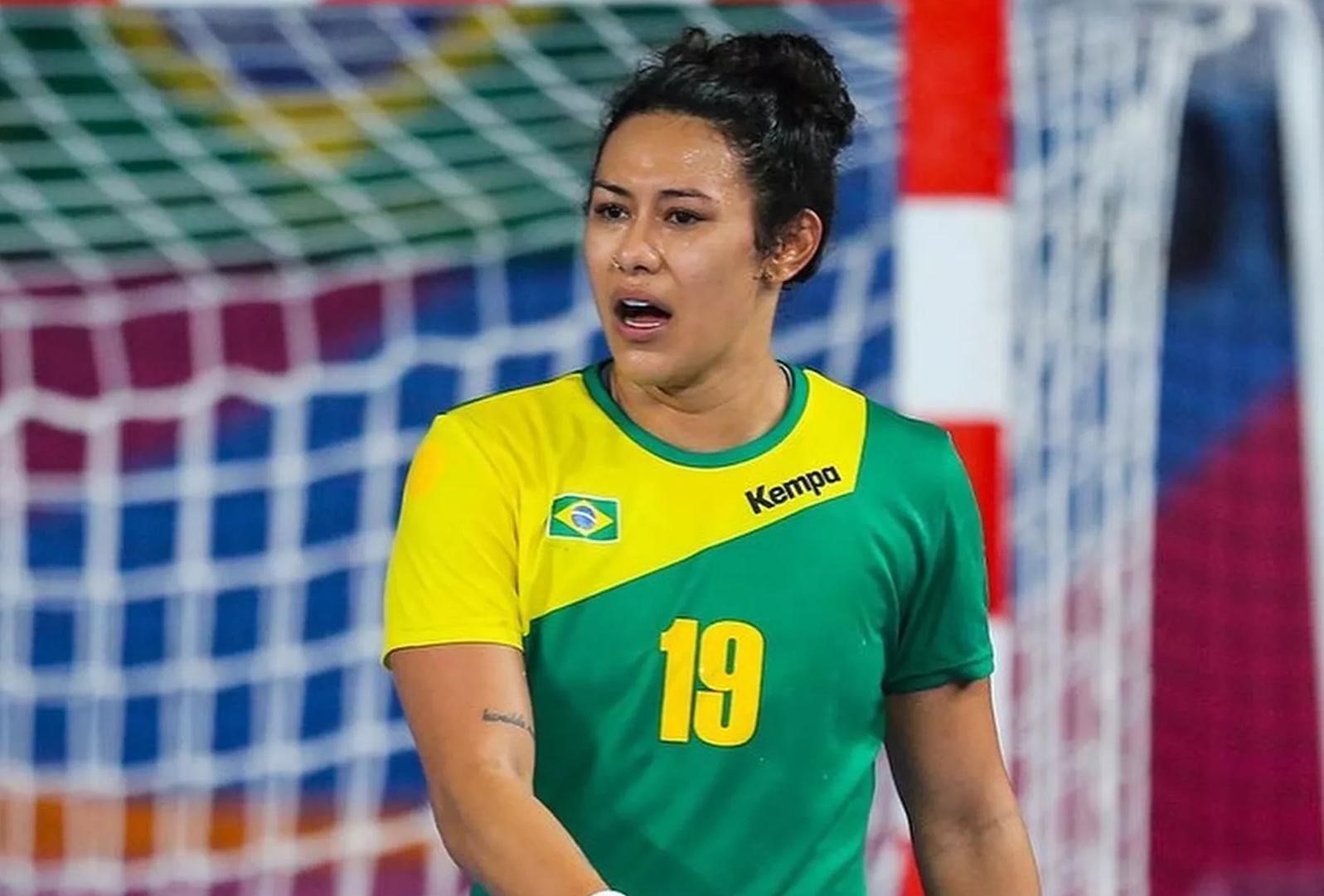 Escândalo de doping obriga CBHb a cortar Elaine Gomes do Mundial de handebol