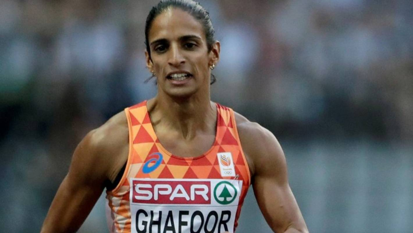Velocista holandesa, Madiea Ghafoor é condenada por tráfico de drogas