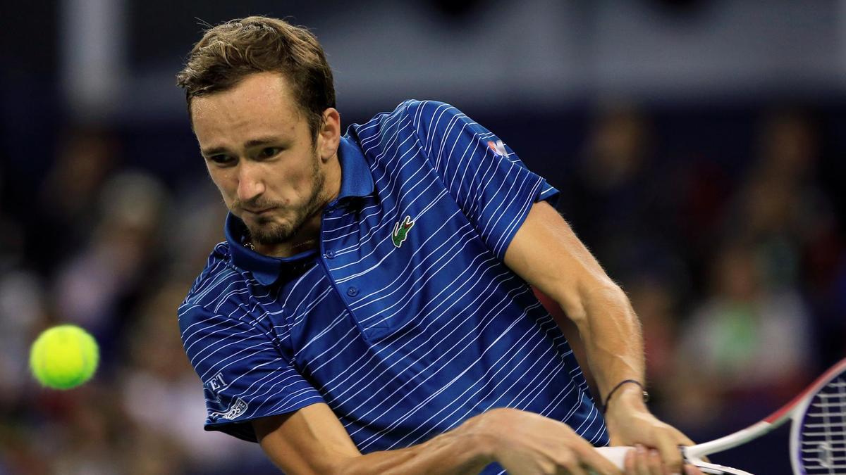Medvedev e Nishikori confirmados no ATP 500 de Barcelona