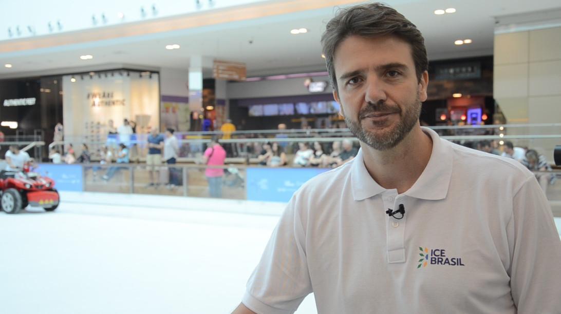 Matheus Figueiredo será o chefe da missão brasileira em Lausanne 2020