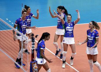 Itambé/Minas vence Curitiba Vôlei e consegue quinta vitória na Superliga