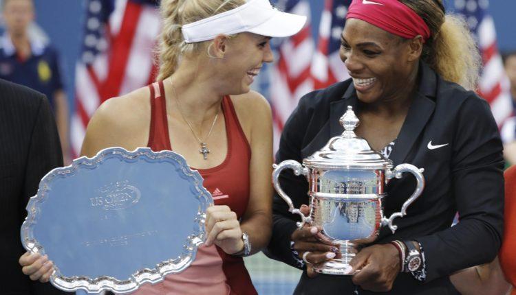 Caroline Wozniacki terá encontro de despedida com Serena Williams