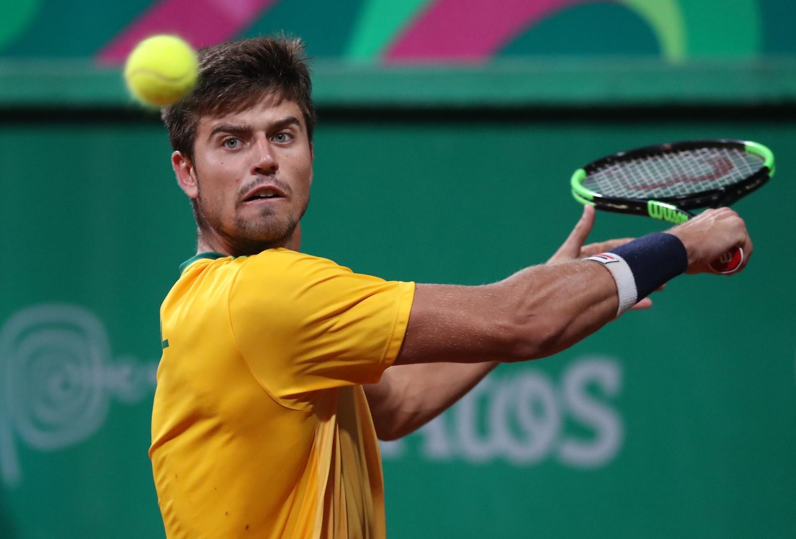 João Menezes e Thiago Wild garantem vaga no quali do Australian Open