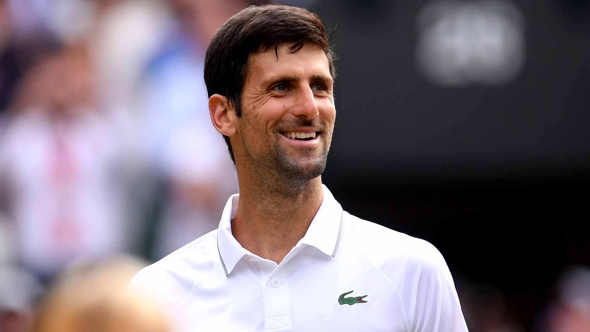 Djokovic aposta na nova geração: 'Os caras vão começar a ganhar Slams'