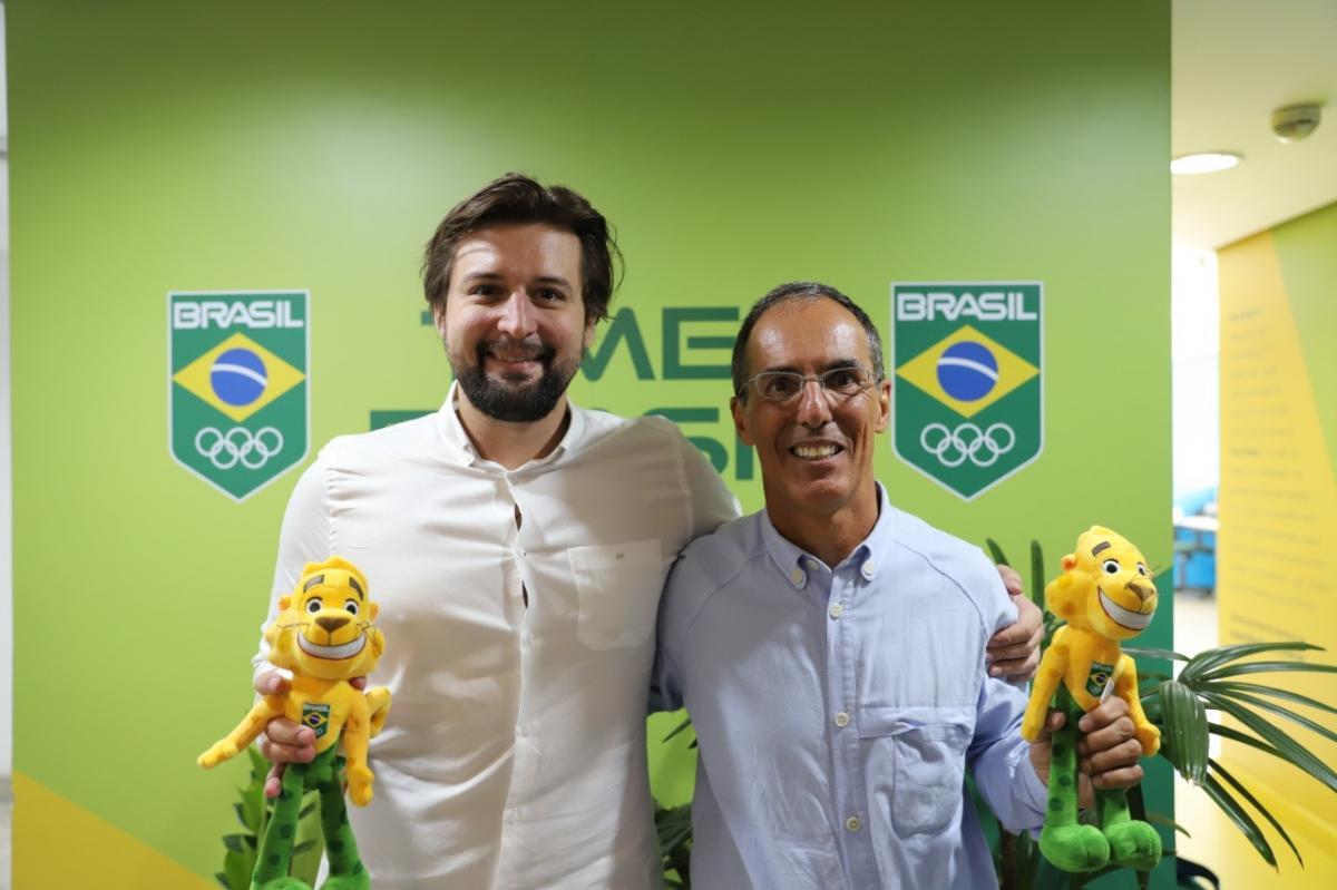 COB anuncia parceria com marca carioca para a confecção de uniformes olímpicos
