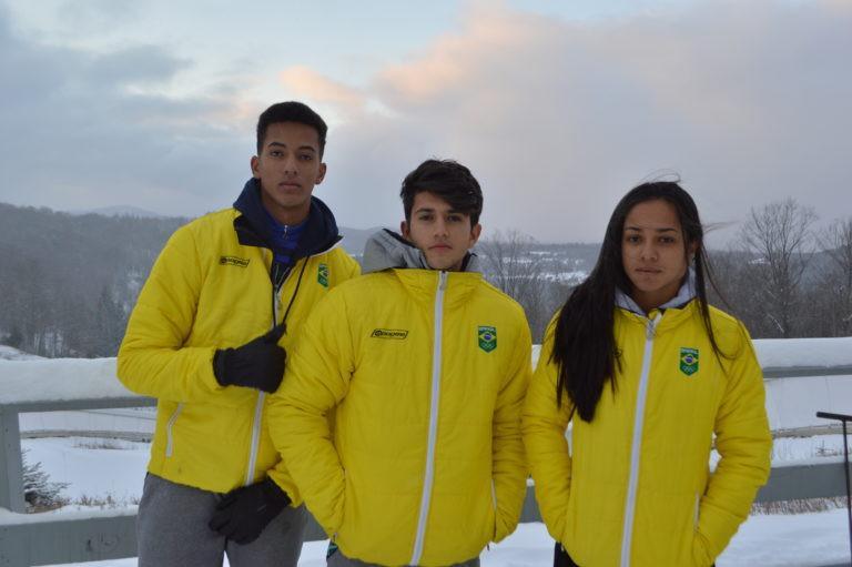 Brasil garante mais três vagas nos Jogos Olímpicos da Juventude de inverno Lausanne 2020