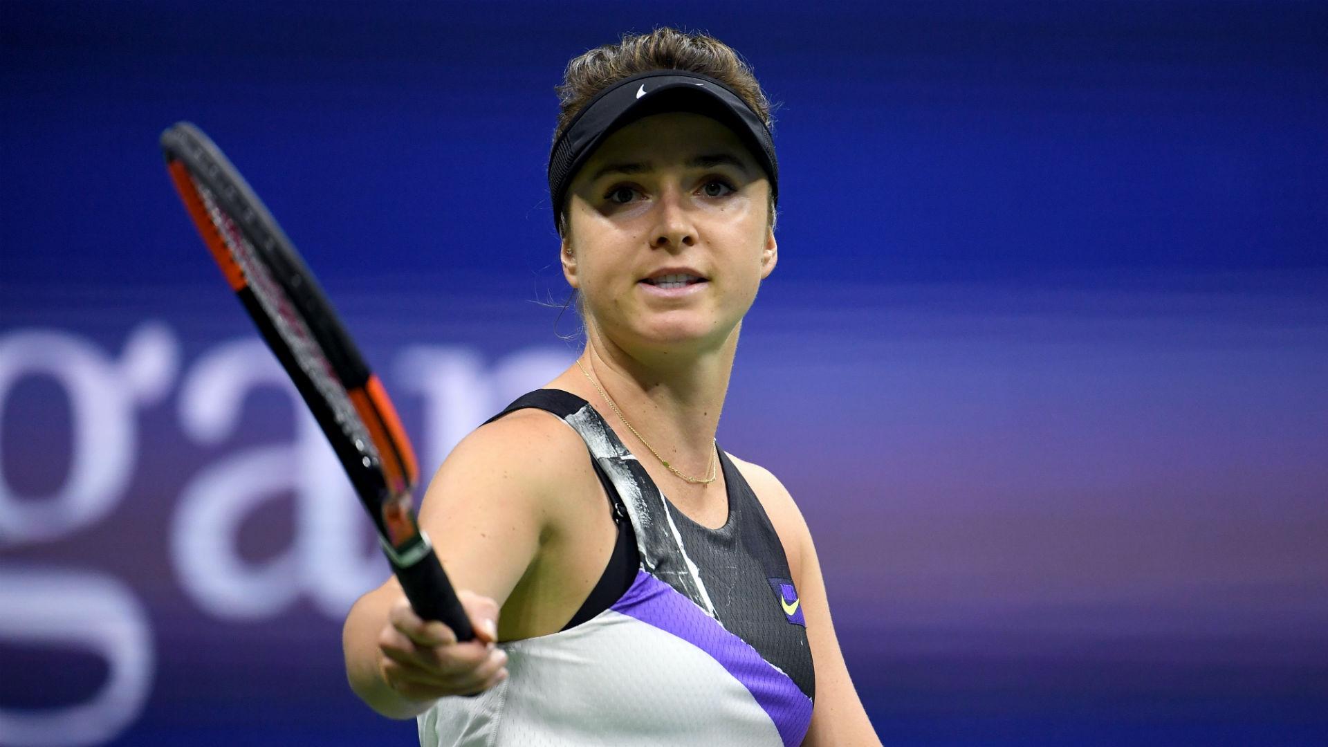 Em crise com a federação ucraniana de tênis, Elina Svitolina pode ficar fora das Olimpíadas de Tóquio