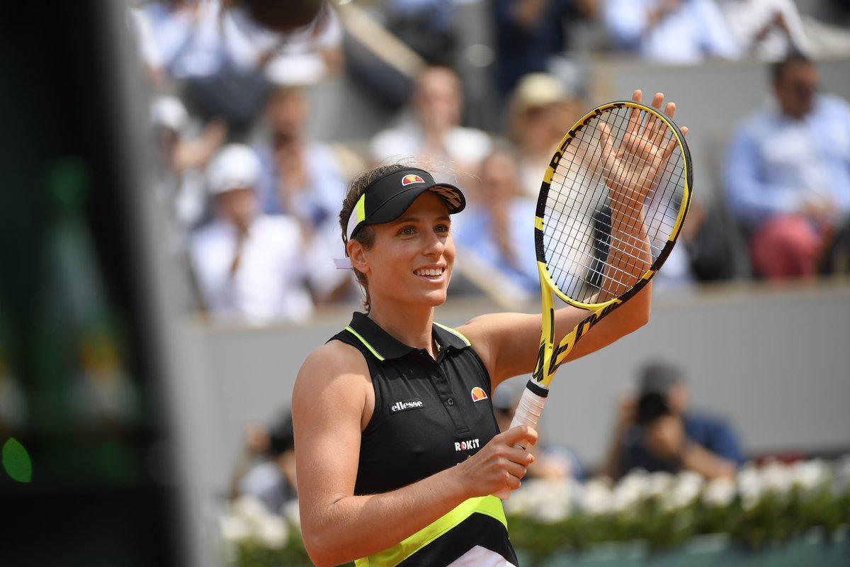 Ex-top 10, Johanna Konta pode ficar fora do AUS Open