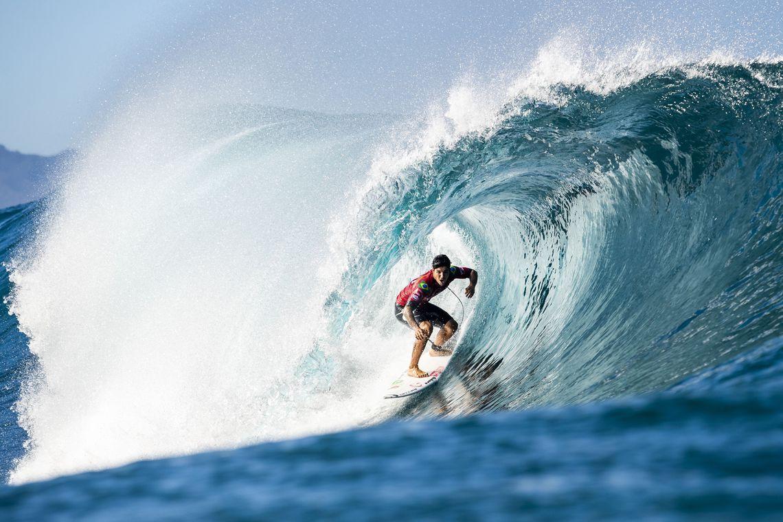 Paris 2024: surfe será realizado a 15 mil km da capital francesa