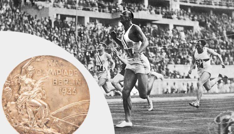 Medalha de ouro de Jesse Owens é vendida por R$ 2,5 milhões