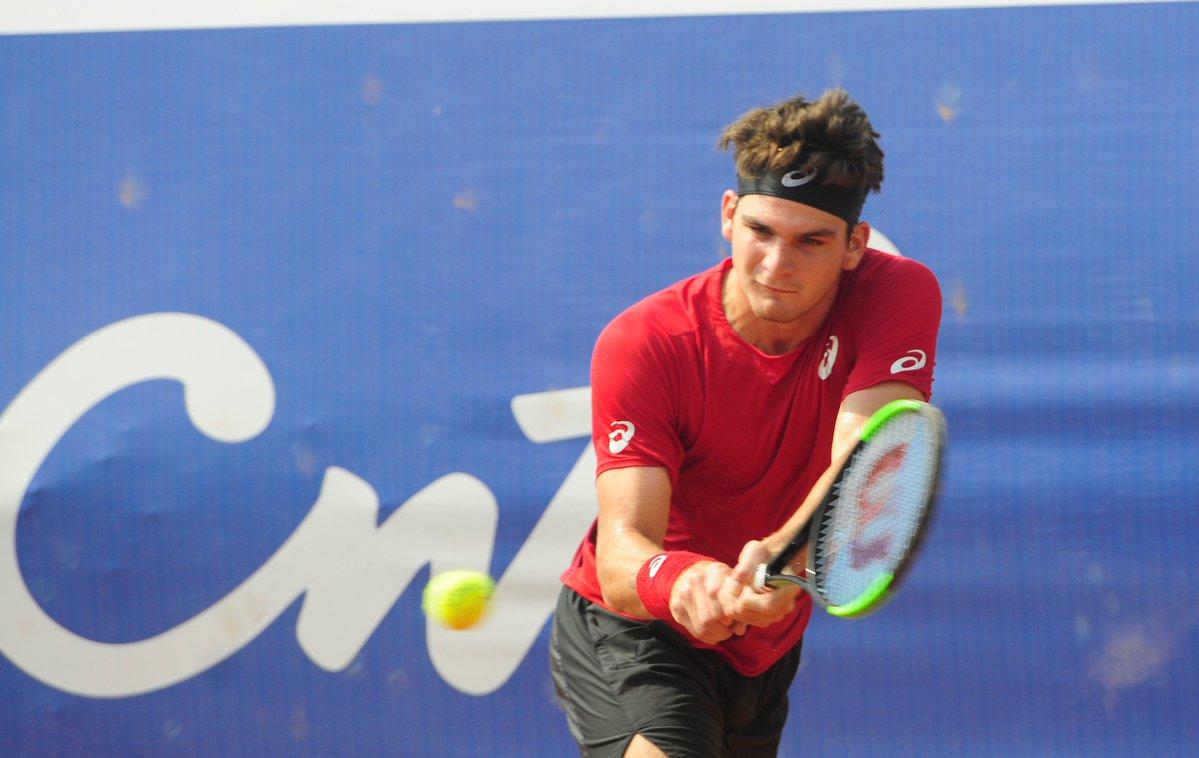 Lesão tira Thiago Wild de torneio pré-Australian Open