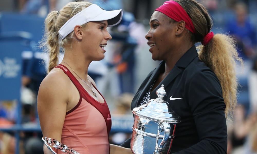 Serena Williams e Caroline Wozniacki jogarão juntas em Auckland