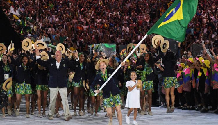 Olimpíadas: COI muda ordem do desfile nas carimônias de abertura
