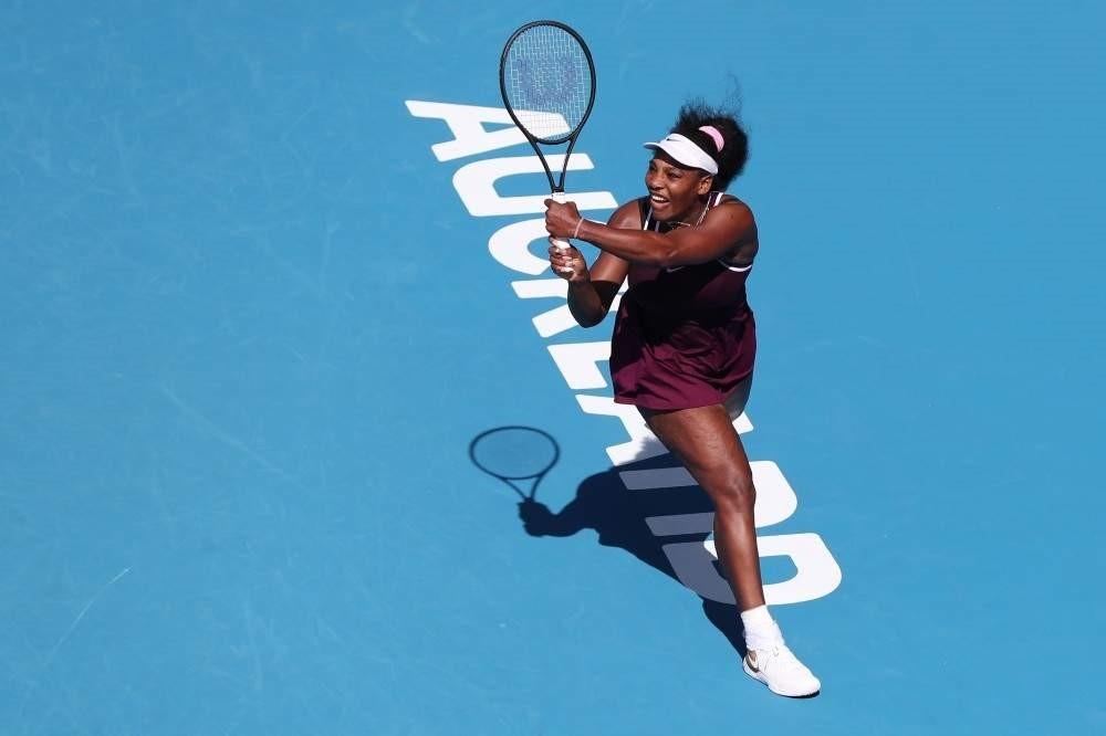 Serena Williams vence mais uma e garante vaga na semi do WTA de Auckland