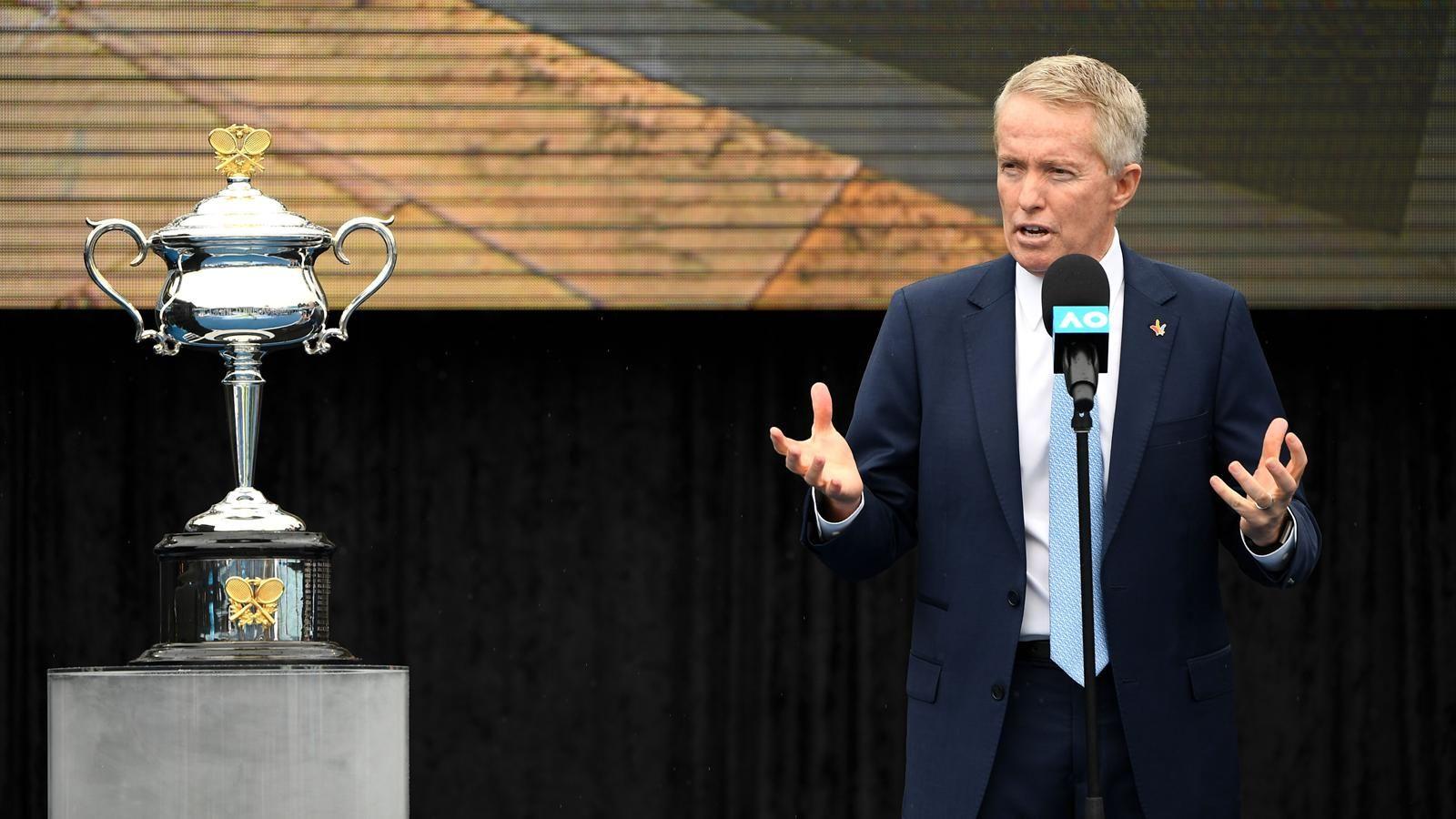 Qualidade do ar prejudica tenistas e coloca em xeque organização do Australian Open
