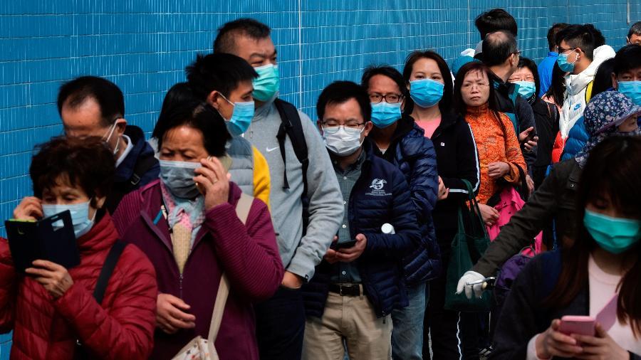 Preocupado com o surto de coronavírus, COB emite comunicado sobre o assunto