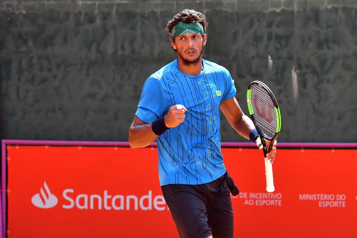 Ex-número 1 do Brasil, João Souza é expulso permanentemente do tênis