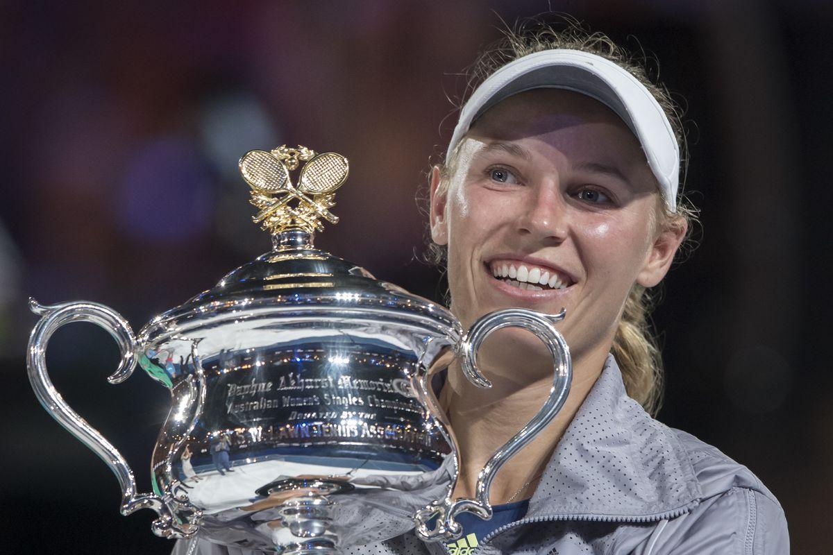 Em clima de despedida, Caroline Wozniacki quer 'aproveitar cada momento'