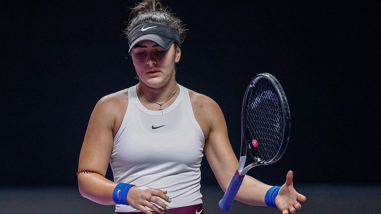 Bianca Andreescu não vai disputar o Australian Open