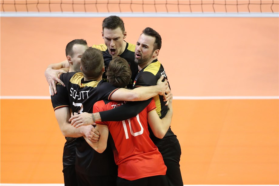 Alemanha supera favoritismo búlgaro e decide vaga em Tóquio contra a França