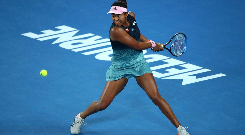 Atual campeã, Naomi Osaka estreia com vitória no Australian Open